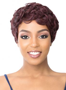 Its a Wig Synthetic Wig - PIN CURL 201