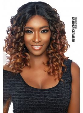 """Mane Concept Red Carpet 4"""" HD Lace Front Wig - RCHD209 HONESTY"""
