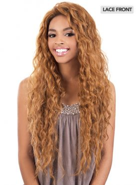 Beshe Synthetic Deep Lace Front Wig - LACE 304