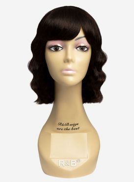 R&B Collection 100% Unprocessed Brazilian Virgin Remy Human Hair Wig - PA-365