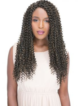 JANET COLLECTION 3X BOHEMIAN BRAID 24 Inch