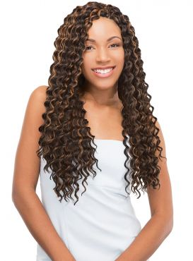 JANET COLLECTION 3X MAMBO DEEP TWIST 24 Inch (Open Loop)
