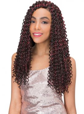 JANET COLLECTION 3X WATER WAVE 24 Inch