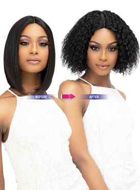 Janet Collection Luscious Remy Indian Human Hair Lace Wig - ADA