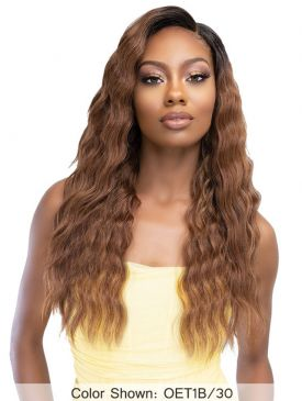 Janet Collection Essentials HD Lace Front Wig- ASH