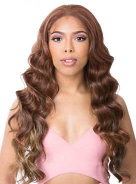 It's A Wig 5G True HD Transparent 13x6 Swiss Lace Front Wig - ASIA