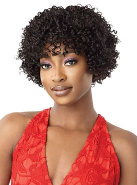 Outre Premium Fab & Fly Human Hair Wig - AUGUST