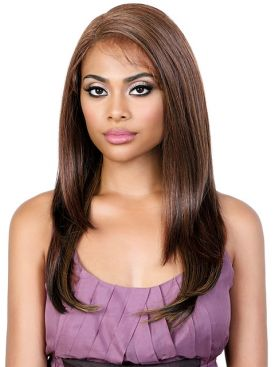 Beshe Heat Resistant Lady Lace Slay and Style Deep Part Lace Wig - LLDP BAYA