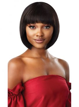 Outre Premium Fab & Fly Human Hair Wig - BLOSSOM