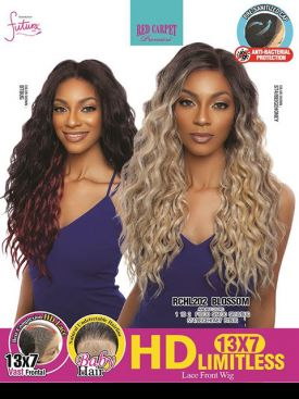 Mane Concept Red Carpet 13x7 Limitless HD Lace Front Wig - RCHL202 BLOSSOM