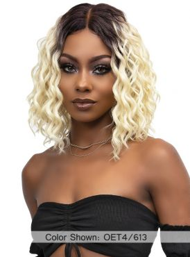 Janet Collection Melt Extended Part Lace Front Wig - COEN
