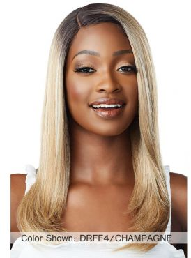 OUTRE PREMIUM SYNTHETIC EVERYWEAR HD SWISS LACE FRONT WIG - EVERY 4