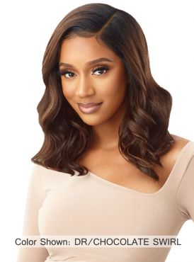 Outre Melted Hairline Premium Synthetic HD Lace Front Wig - HERMINIA