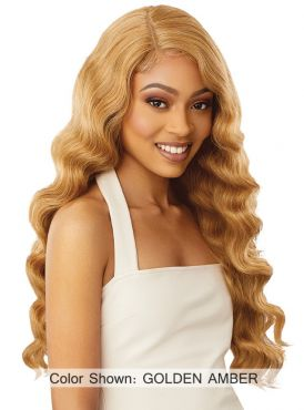 Outre Premium Synthetic HD Swiss ISLA Lace Front Wig