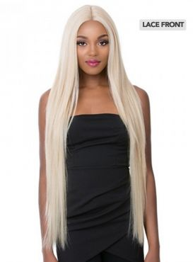 IT'S A WIG SWISS LACE FRONT WIG - KARLEEN