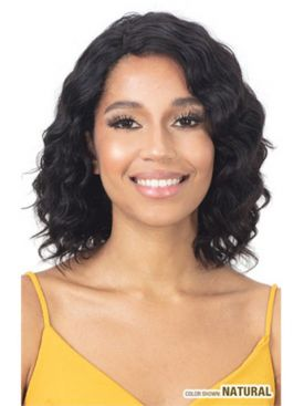 Model Model Nude Air Human Hair Lace Front Wig - CELIA