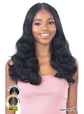 Model Model Flawless Premium Synthetic HD Lace Front Wig - BEXLEY