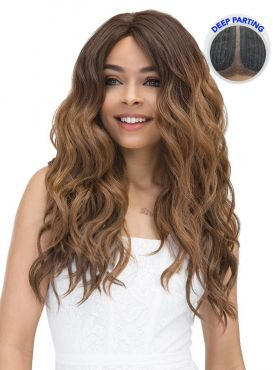 Janet Collection Moon Wig