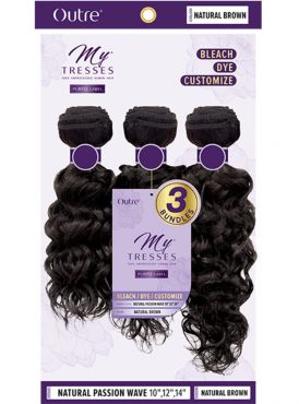 Outre MyTresses Purple Label NATURAL PASSION WAVE Weave 3pc