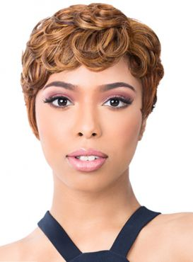 Its a Wig Synthetic Wig - PIN CURL 202