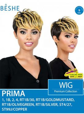 Beshe Hair Premium Synthetic Wig - PRIMA