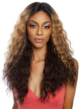 """Mane Concept Red Carpet 4"""" HD Everyday Lace Front Wig - RCEV206 SATURDAY"""
