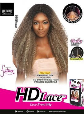 """Mane Concept Red Carpet 4"""" HD Lace Front Wig - RCHD206 HELOISA"""