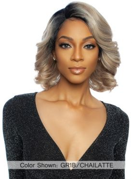 """Mane Concept Red Carpet 4"""" HD Lace Front Wig - SELMA (RCHD217)"""