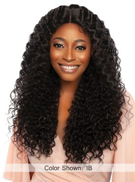"""Mane Concept Red Carpet 4"""" Trinity HD Lace Front Wig - RCTR203 FIESTY"""