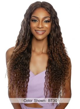 """Mane Concept Red Carpet 4"""" Trinity HD Lace Front Wig - RCTR208 VIENNA"""