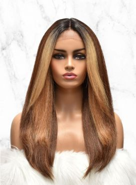 Heraremy Synthetic HD Lace Front Wig- SADIE