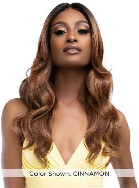 Janet Collection Premium Synthetic Essentials HD Lace Front Wig - SAMMIE