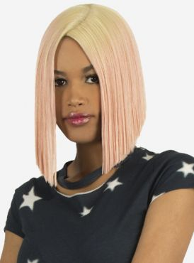 R&B Collection 100% Natural Human Hair Blended Lace Wig - RJ-SEXY