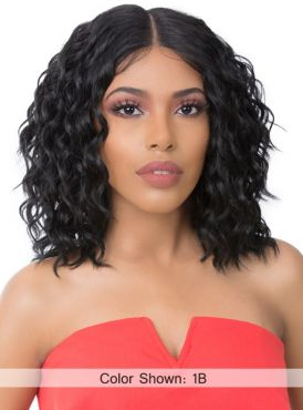 It's A Wig HD Transparent T Lace Front Wig - TESS