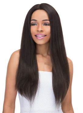 JANET COLLECTION TRIPLEX HAIR CUSTOM WIG - (ONE PACK SOLUTION; 16 Inch)