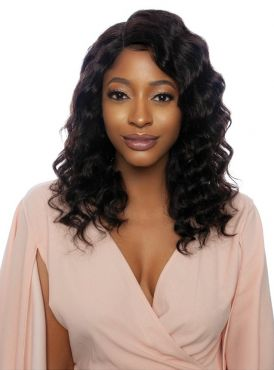 Mane Concept Trill 13A HD Rotate Lace Part Wig - LOOSE DEEP 20 (TROR207)