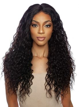 Mane Concept Trill 13A HD Rotate Lace Part Wig - SPANISH WAVE 28 (TROR209)