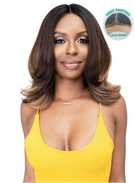 JANET COLLECTION-NATURAL ME- ULLA WIG