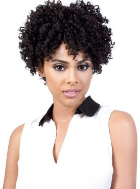 Motown Tress Curlable Premium Synthetic Wig - VICKY