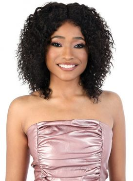 Motown Tress Persian Remy Human Hair Wet & Wavy HD Lace Front Wig - HPLFP.WET2